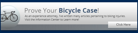 Visit our information center to learn more about your bicycle case